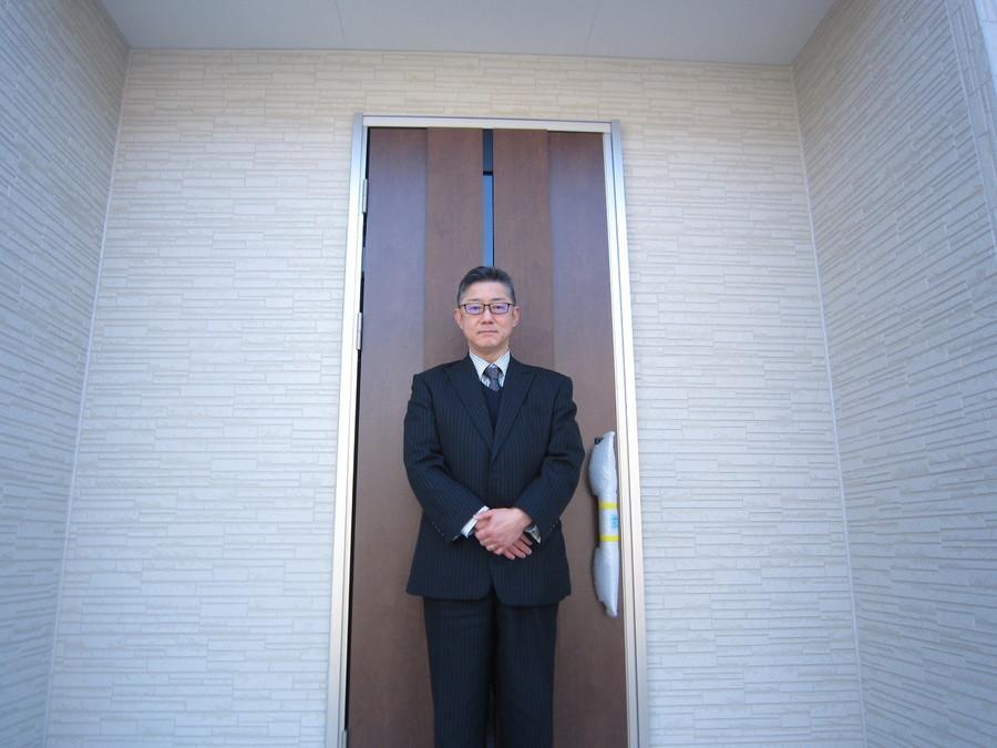 「黒崎さんには本当に良くして頂き感謝しています。」